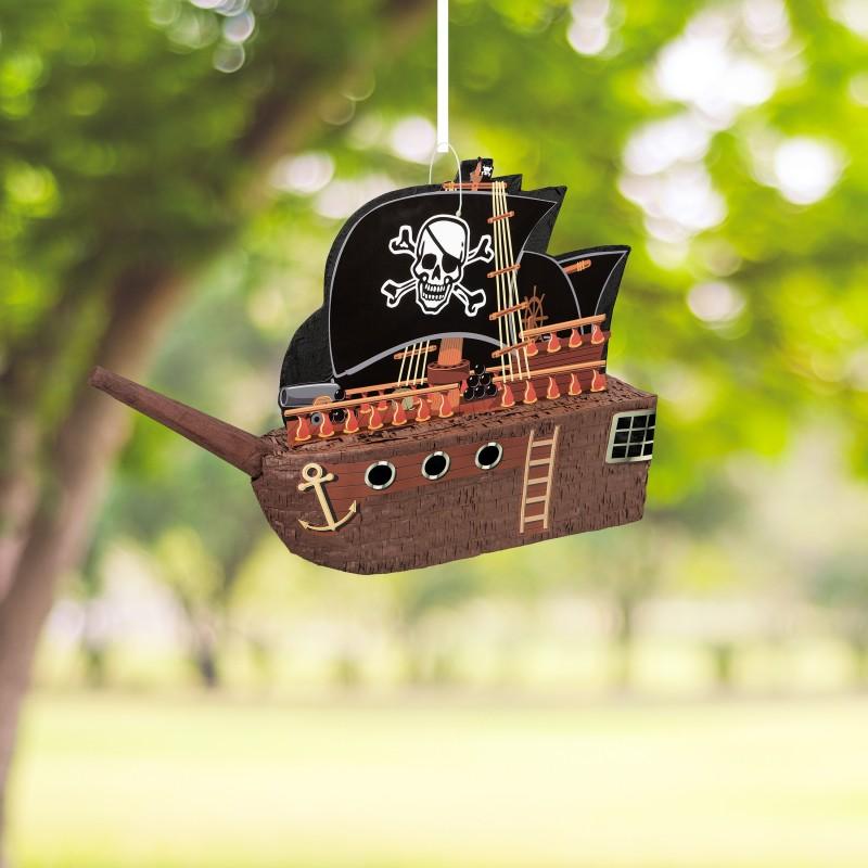 Пиньята Пиратский корабль