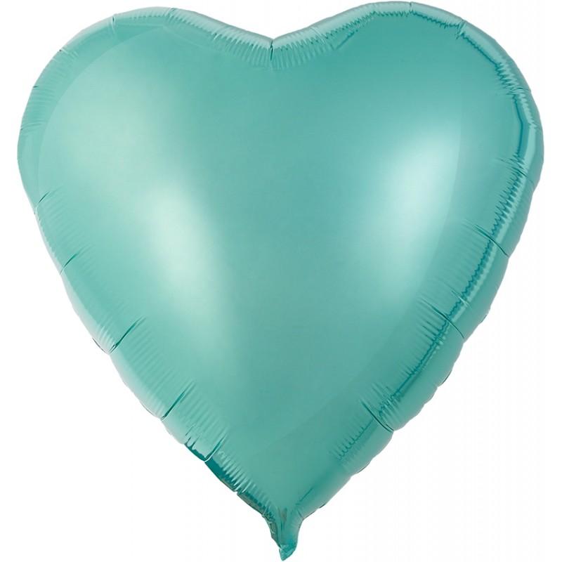 Сердце Бискайский Зеленый 76см