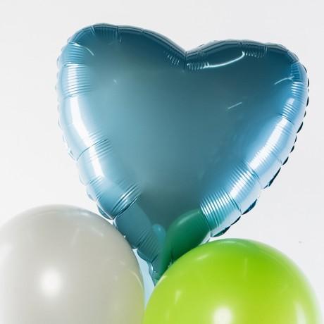 Особая любовь Фонтан из шаров