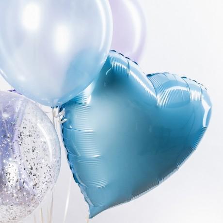 Холодное сердце Фонтан из шаров