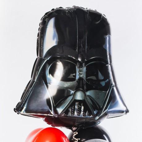 Любовь к звездным войнам Фонтан из шаров