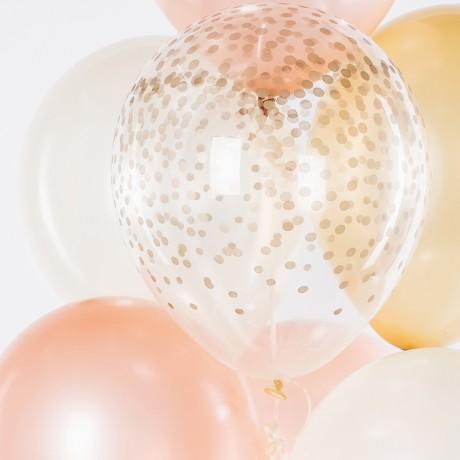 Жемчужный блеск Фонтан из шаров
