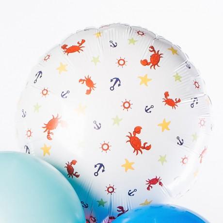 Морской Фонтан из шаров