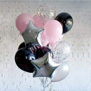 Молодежный Фонтан из шаров