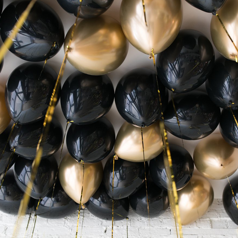 Чёрное золото 25шт