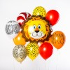 Львёнок Фонтан из шаров