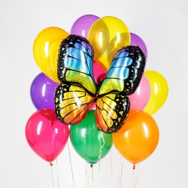 Бабочка Радуга