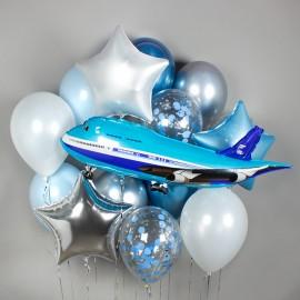 Полет Фонтан из шаров