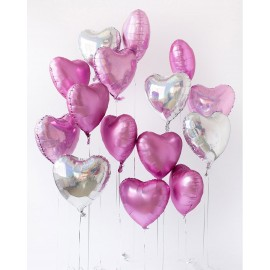 Pink love фотозона