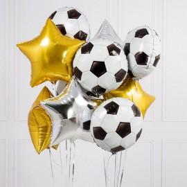 Лига Чемпионов Фонтан из шаров