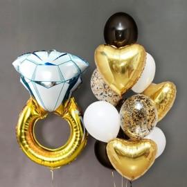Предложение 2 Фонтан из шаров