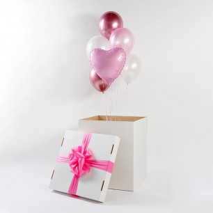 Коробка Сюрприз Для Девочки