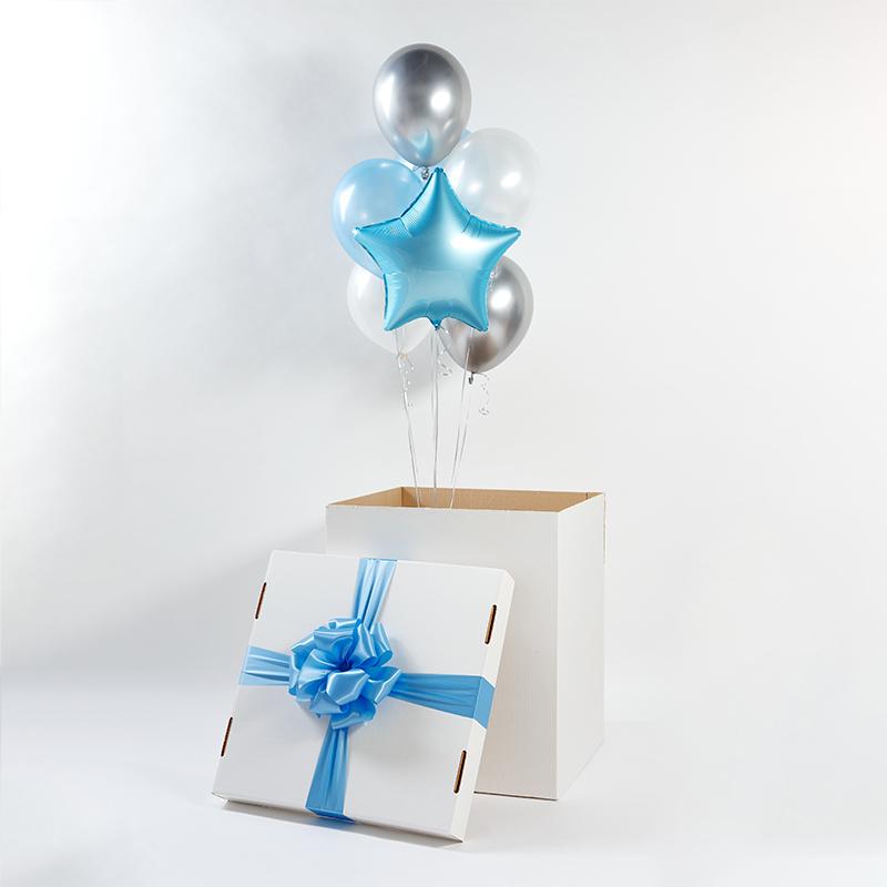 Коробка Сюрприз Для Мальчика