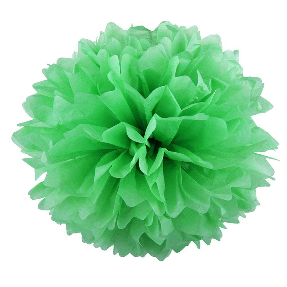 Светло-Зеленый 45см Помпон