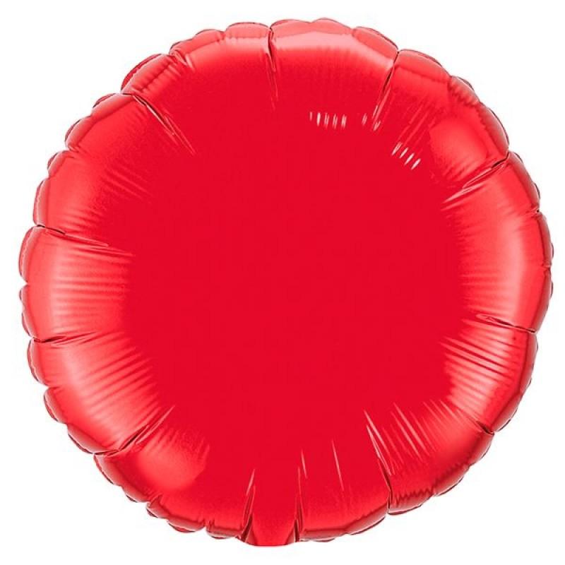 Круг Красный 46 см
