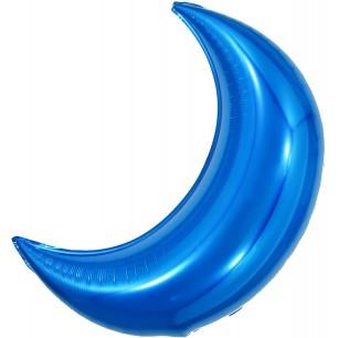 Полумесяц Синий 71 см