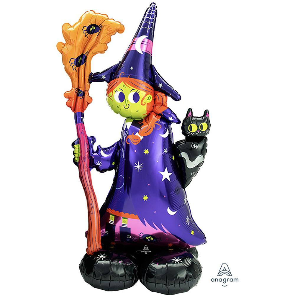 Шар Ведьма 139 см