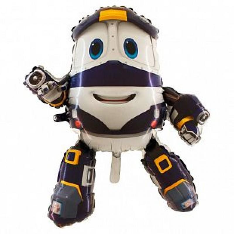 Шар Робот-поезд Кей
