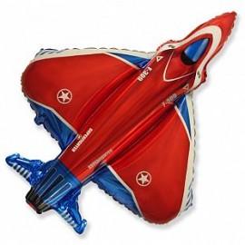 Шар Супер истребитель (красный)