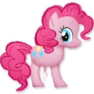 Шар Пони Розовая