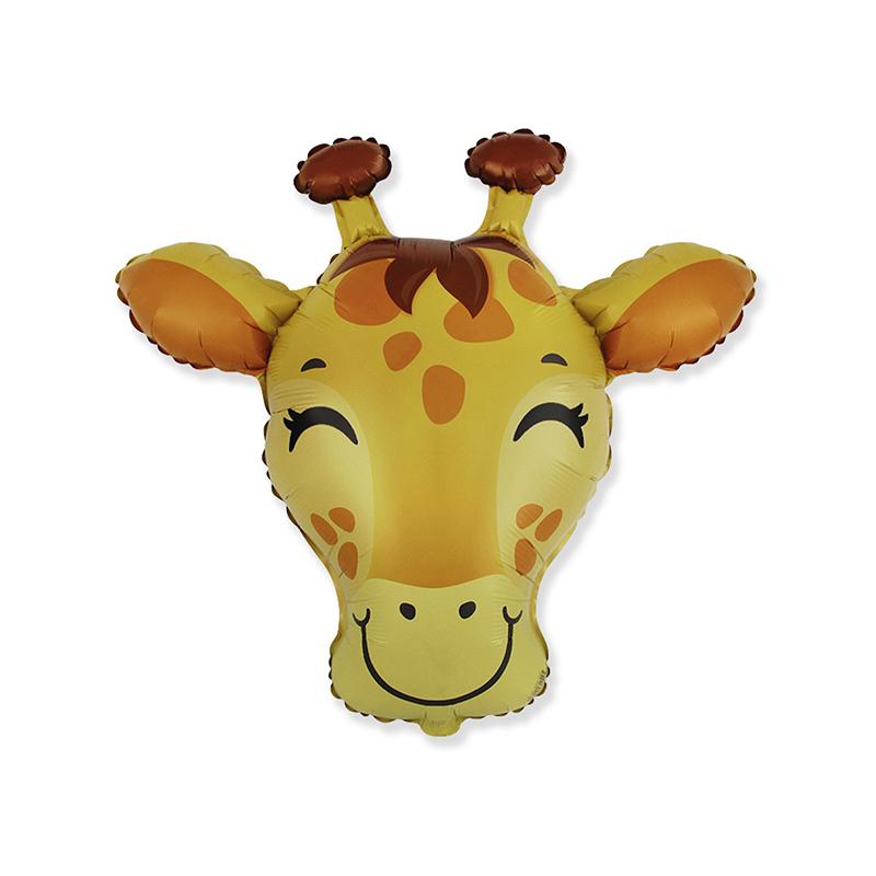 Шар Фигура Милый Жираф 79см