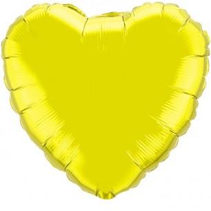 Сердце Золото 46 см