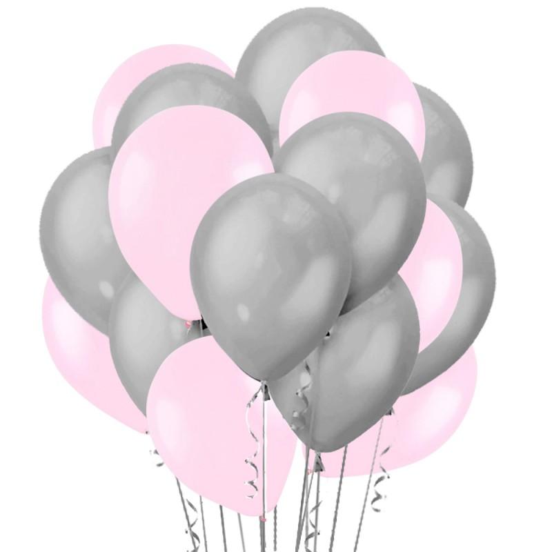 Облако Светло-розовый и Серый
