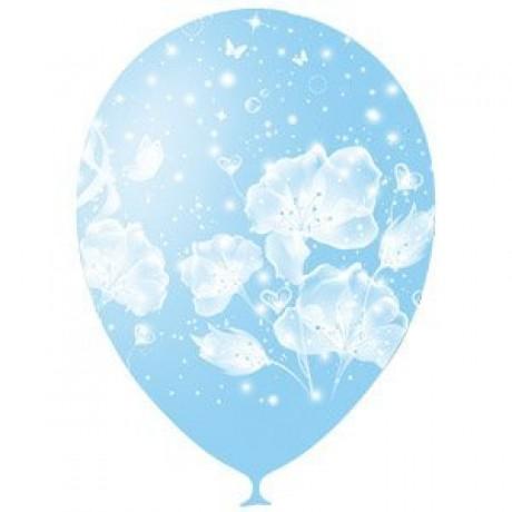 Облако из 15 шаров Фантазия 30 см