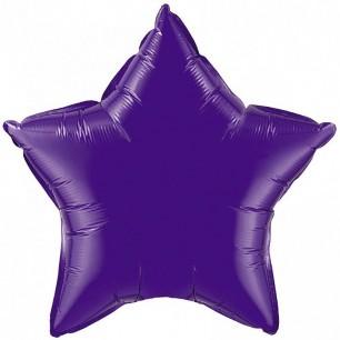 Звезда Фиолетовый 46 см