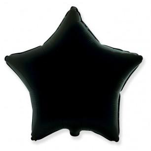 Звезда Черный 46 см