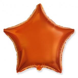 Звезда Оранжевый 46 см