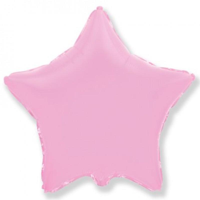 Звезда Розовый 46 см