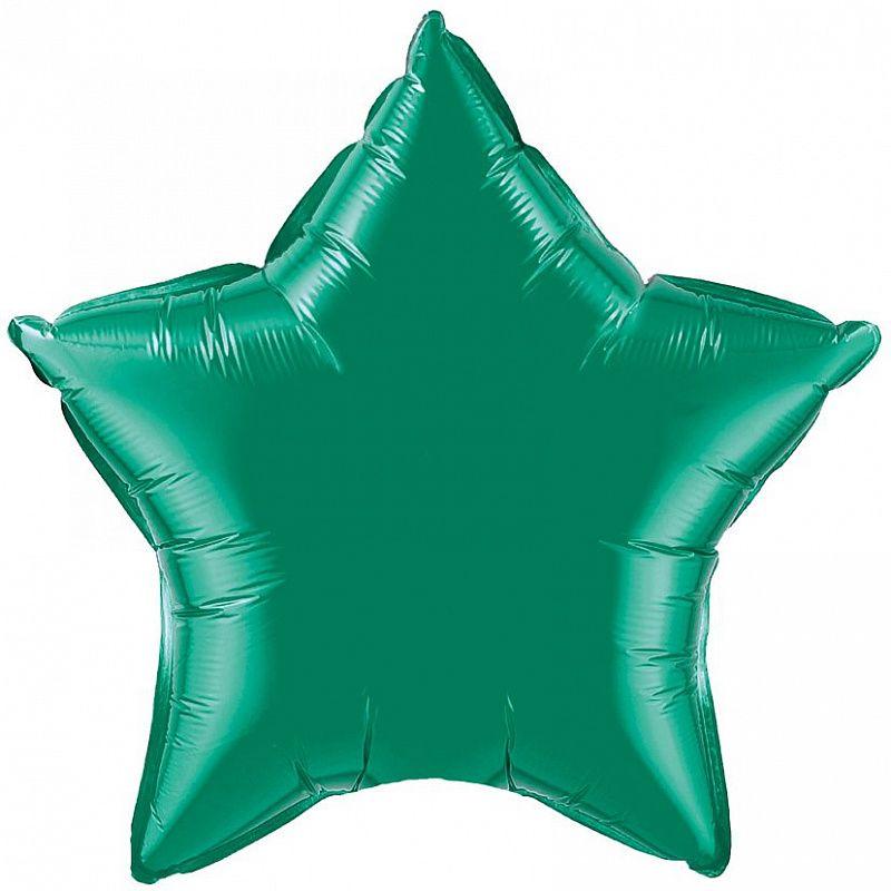 Звезда Зеленый 46 см