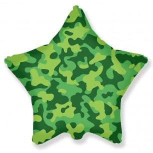 Звезда Камуфляж 46 см